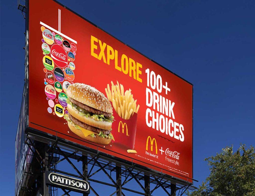 McDonald's Coke Freestyle - LPi Group